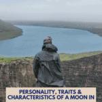Personality, Traits, & Characteristics of a Moon in Taurus Man - pin