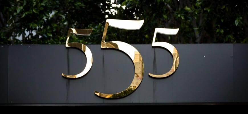Street Number 555